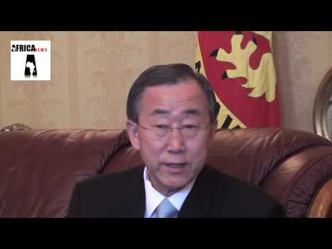 Malawi: UN s-g Ban Ki-Moon comments Mutharika's decision over gay couple