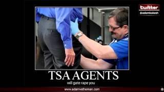 TSA VS The World's Biggest Penis