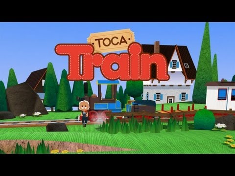 Toca Train - Universal - HD Gameplay Trailer