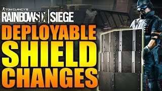 Rainbow Six Siege - In Depth: DEPLOYABLE SHIELD CHANGES EXPLOIT