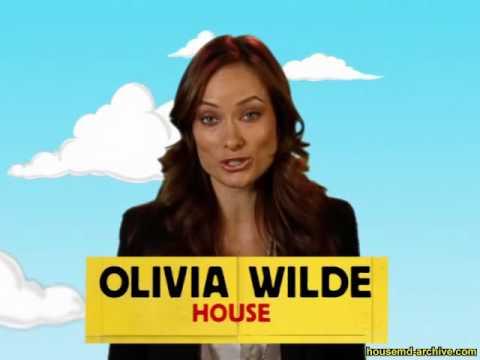 Olivia Wilde Simpsons 20 Years Promo 22 12 2009