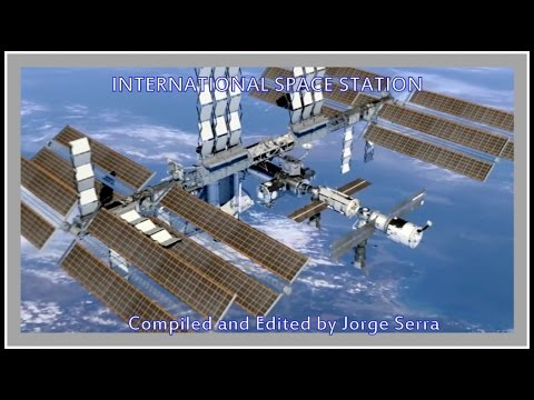 International Space Station   (Time-lapse footage of Earth as seen from the ISS)