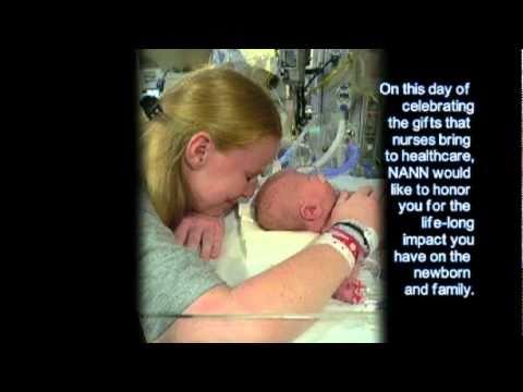 nann 2010 neonatal nurses day video youtube