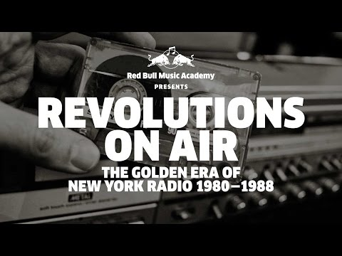 Revolutions On Air: The Golden Era of New York Radio 1980 - 1988 (Trailer)
