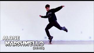 MARSHMELLO - ALONE / DANCE / DAVI NOGUEIRA