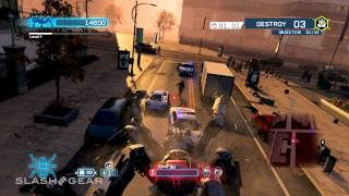 Watch Dogs Spider-Tank gameplay: Digital Trips