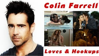 17 Girls Who Colin Farrell Has