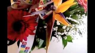 Primaveral Creativo Arreglo floral en El Salvador