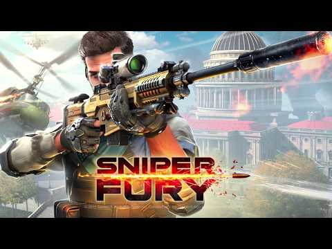 Sniper Fury: Top shooter -fun shooting games - FPS APK Cover