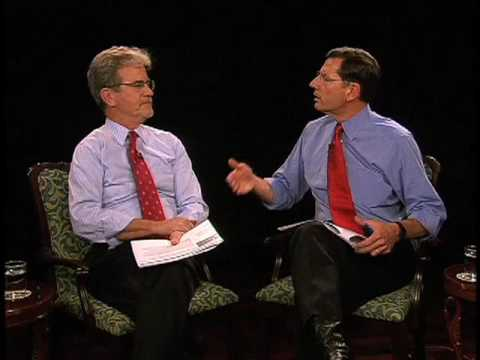 Tom Coburn and John Barrasso Talk about the