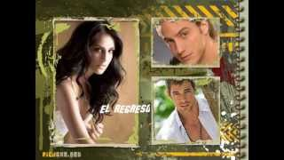 El Regreso- Sandra Echeverría, Eugenio Siller y William Levy