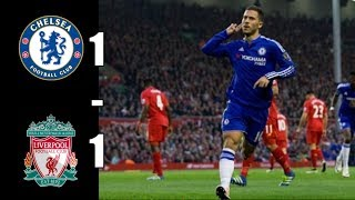 Chelsea Vs Liverpool 1-1 Premier league Highlights / HD (Last Game)