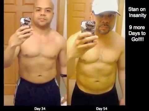 How Insanity Workout Changed The Life Of One Man...