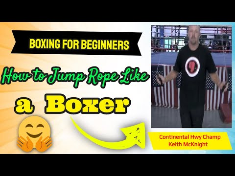 Boxing| How to Jump Rope Like a Pro Boxer with Kerry Pharr Image 1