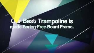 12 Ft. Trampoline Enclosure