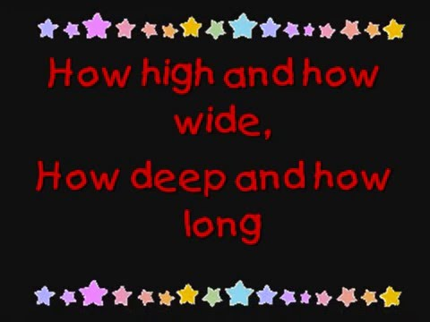 Mark Altrogge - How High And How Wide