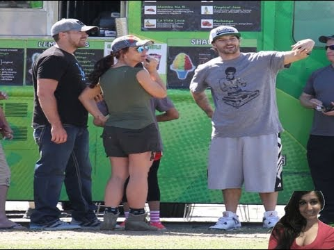 Britney Spears & Kevin Federline Reunite Once Again At Son's Soccer Game (Sports) Video - Review