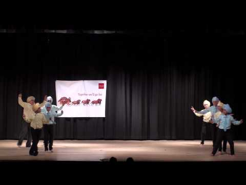 Patiala House Mast Punjabi performance at IAAI Spring 2011
