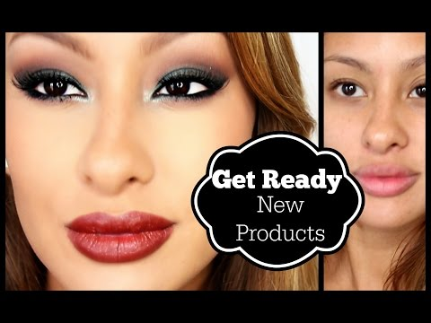 Get Ready with me! New Products