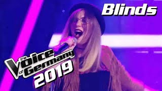 Gary Moore - Still Got The Blues (Larissa Pitzen) | The Voice of Germany 2019 | Blinds