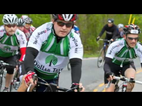 2012 Hampton Roads, VA Tour de Cure Video