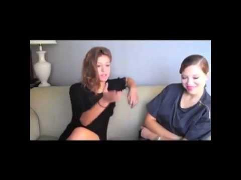 Lea Seydoux and Adele Exarchopoulos - Toronro