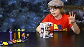 Weekly Toy Review: Whiz Kid Reviews New Movie Toys