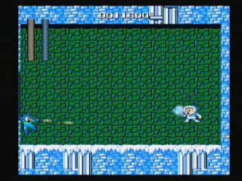 Misc Computer Games - Megaman - Fireman