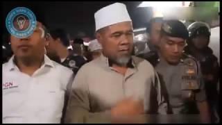 Video FPI Terpaksa Batal Deklarasi dan Diusir Warga Semarang Didukung Polisi