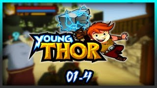 Young Thor [PSP] - #01-4. | Attack Of Trolls