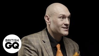 A world exclusive interview with Tyson Fury | British GQ