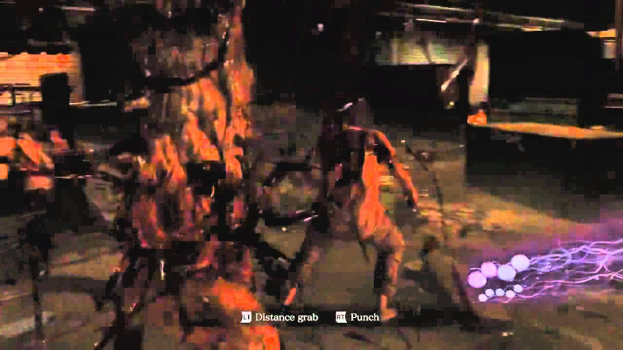 Agent Hunt Gameplay Resident Evil 6 Agent Hunt
