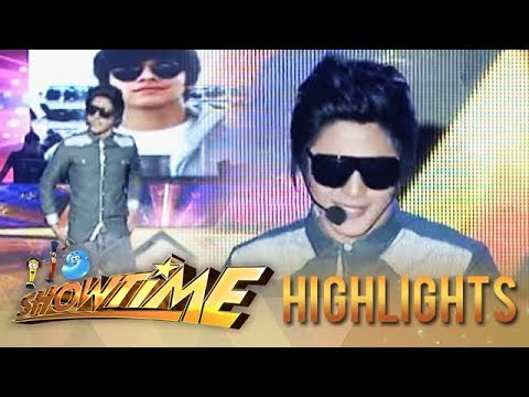 IT'S SHOWTIME Kalokalike Level Up : Daniel Padilla