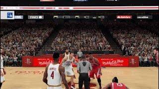 NBA 2K16 Enchanting View