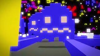 PAC MAN 256 Gameplay Teaser Trailer   level 256 glitch 【HD】