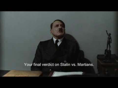 Hitler Game Reviews: Stalin vs Martians
