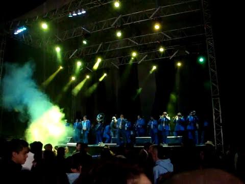 BAILE EN EL COLORADO MICHOACAN #2.. DIC 2010.. (BUENAVISTA MICHOACAN)
