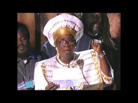 Bob Marley's Family and Friends Accept His Hall of Fame Award at 1994 Inductions