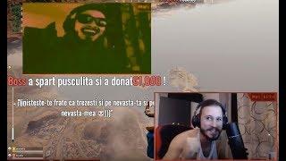 MRC KETA - DONATIE DE 6000 DE EURO DE LA BOSS - CEA MAI MARE DONATIE DIN ROMANIA !