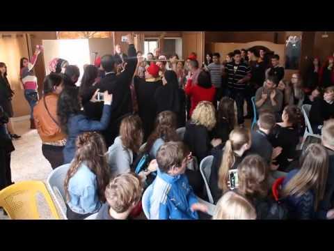NNE Danish students program with JAI - March 2015