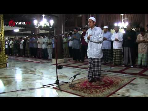 Murottal Alquran Surat Al-Waaqi'ah (Ayat 75-96) & Surat Al-Ikhlas - Ustadz Ulin Nuha Al-Hafidz