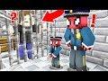 FAKİR POLİS OLUP ARKADAŞINI HAPSE ATTI! 😱 - Minecraft