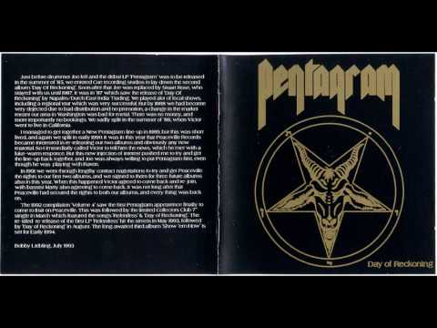Pentagram  - Day Of Reckoning [ Full Album | 1987 ]