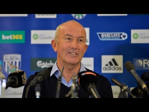 FULL PRESS CONFERENCE | Tony Pulis is unveiled as Head Coach of West Bromwich Albion
