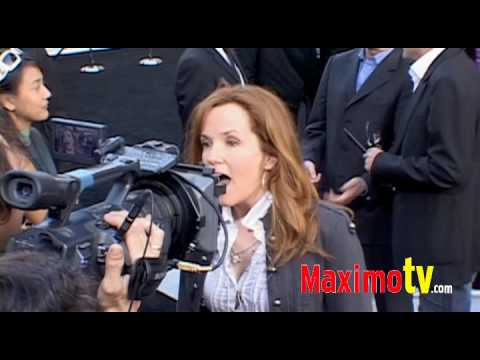 LEA THOMPSON Attends STAR TREK Premiere in Los Angeles