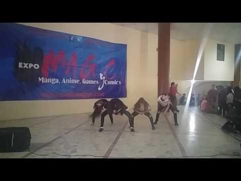 BTS - Bapsae & Save me dance cover by optimum