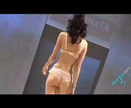Lingerie Francaise Paris Fashion Show Part 9 video