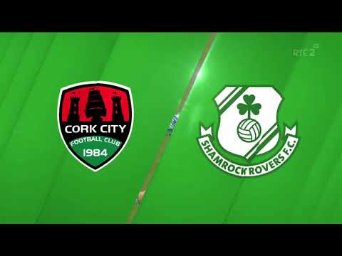 Match Highlights | Cork City 1-1 Shamrock Rovers, Turners Cross | 28th July 2019