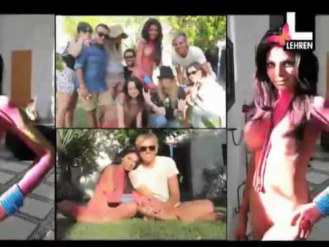 Sherlyn Chopra's Nude 'playboy' Shoot Pics - Video   The Times Of India.flv video