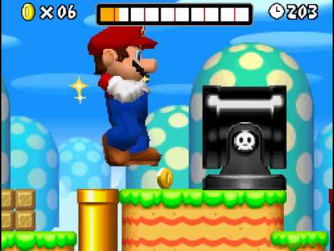 New Super Mario Bros Walkthrough Part 22